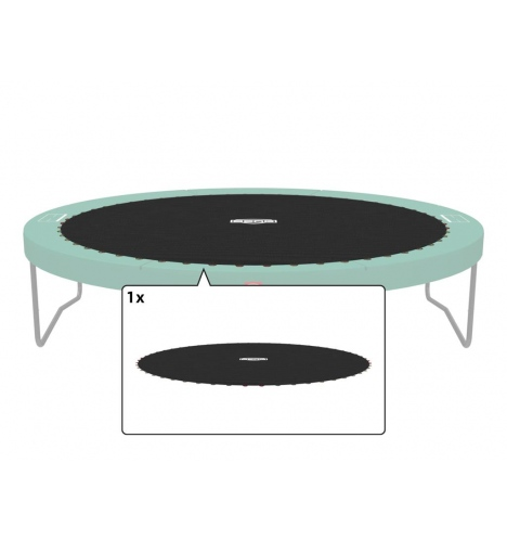Reservedele til trampoliner berg favorit hoppedug 3051