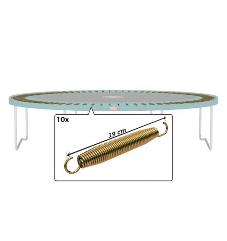 Reservedele til trampoliner fjedre til berg favorit 3903
