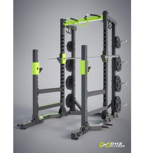 dhz fitness dhz cross rack 4513
