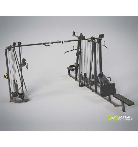 dhz fitness dhz evost i 5 stationers multistation 4316