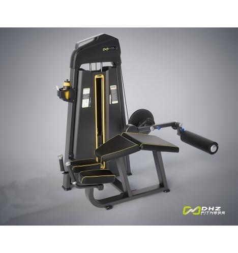 dhz fitness dhz evost i back prone leg curl 4192
