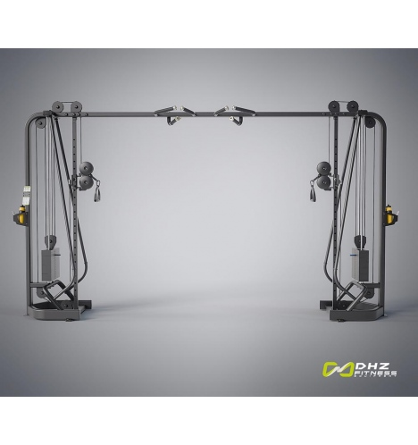 dhz fitness dhz evost i cable crossover 4107