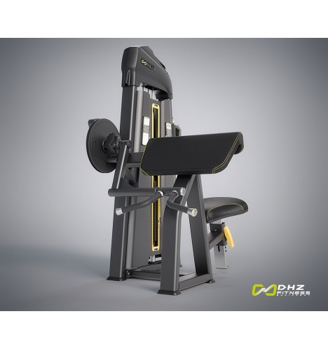 dhz fitness dhz evost i camber curl 4278