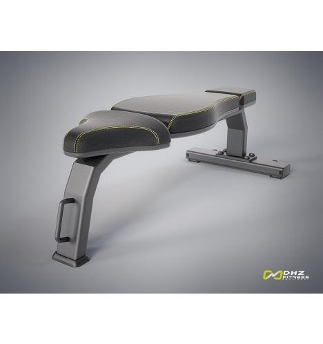 dhz fitness dhz evost i flat bench 4211