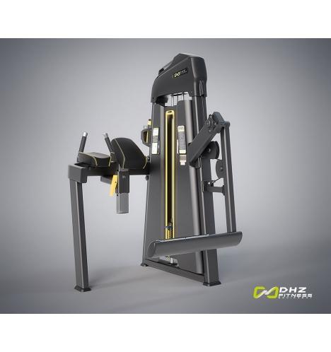 dhz fitness dhz evost i glute isolator 4156
