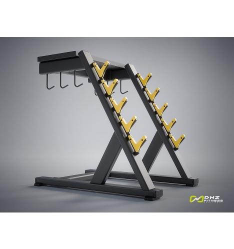 dhz fitness dhz evost i handle rack 4301