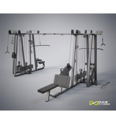 dhz fitness dhz evost i multistation 4313