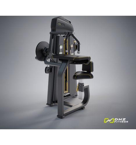 dhz fitness dhz evost i seated tricep flat 4323