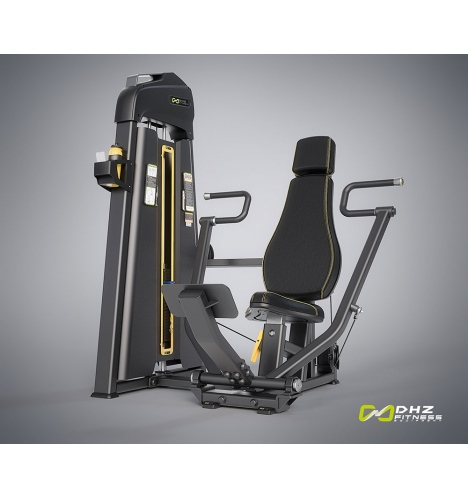 dhz fitness dhz evost i vertical press 4122
