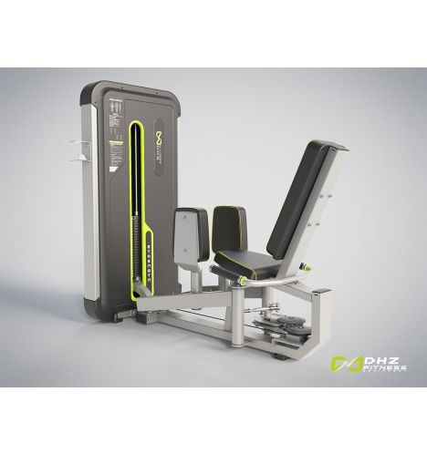 dhz fitness dhz evost ii dual abductor adductor 6312