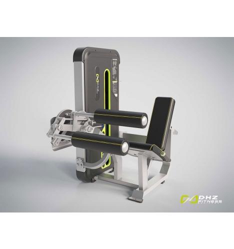 dhz fitness dhz evost ii dual leg extension leg curl 6241