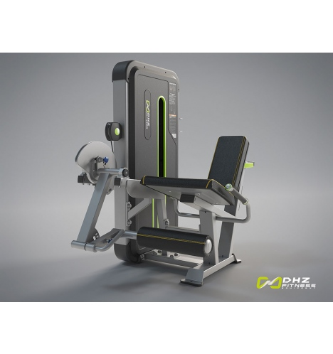 dhz fitness dhz evost ii prone leg extension 3505