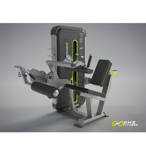 dhz fitness dhz evost ii seated leg curl 3550
