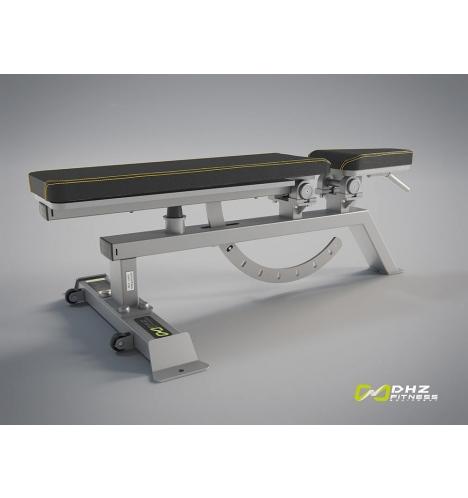 dhz fitness dhz evost ii super bench 3592