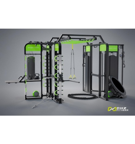 dhz fitness dhz freestyle tower compact 4364