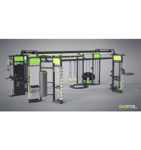 dhz fitness dhz freestyle tower e360 a 4333