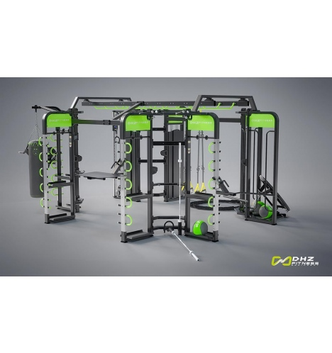 dhz fitness dhz freestyle tower e360 c 4347