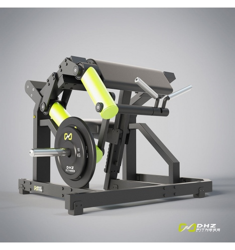 dhz fitness dhz plate loaded biceps curl 3785