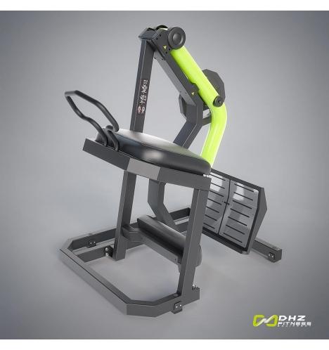 dhz fitness dhz plate loaded rear kick 3807