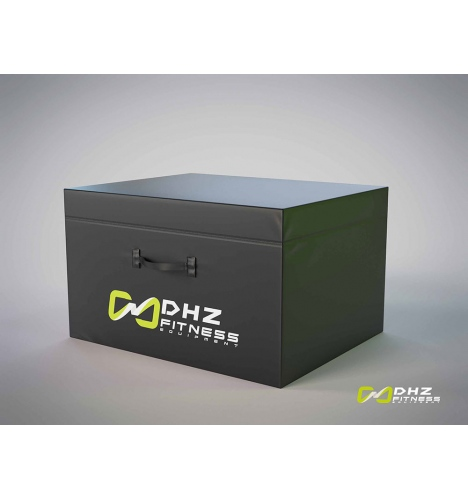 dhz fitness dhz soft plyobox 45 cm 4462