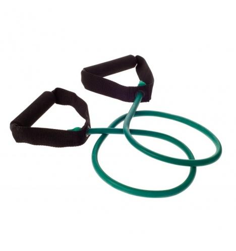 elastikker exertube groen medium 3837