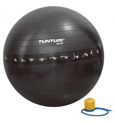 fitnessbolde tunturi anti burst gym bold 55 65 75 90 cm 4916