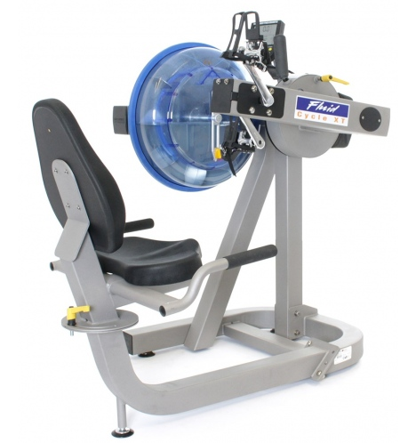 genoptraening cardio first degree medical e720 xt cycle 6166