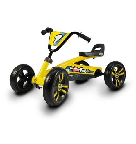 gokarts berg buzzy yellow gokart 2865