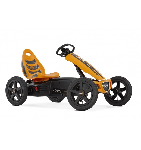 gokarts berg rally orange gokart 2859