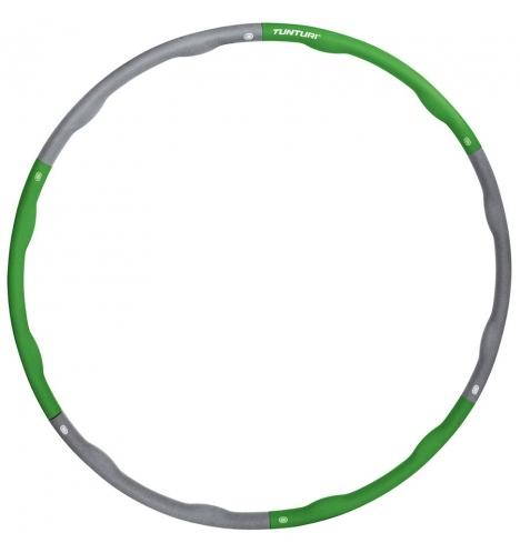 hulahopringe med vaegt tunturi hula hoop ring 1 8 kg 5509