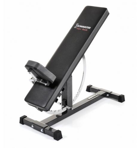 justerbar baenk ironmaster super bench 7242