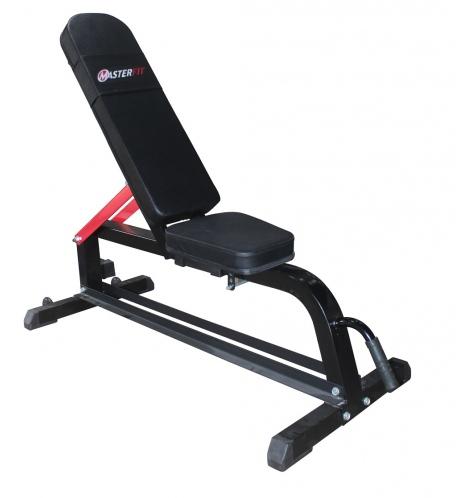 justerbar baenk masterfit weight bench 2829