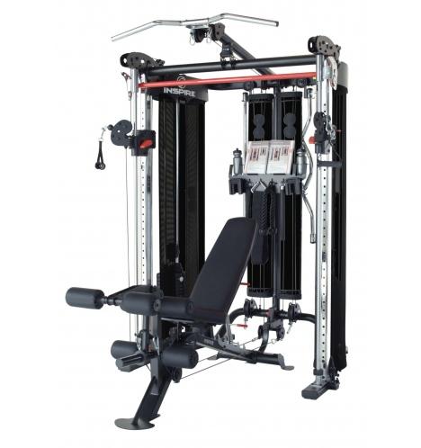 multistationer inspire ft2 functional trainer multistation 4669