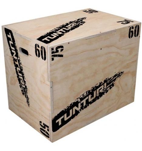 plyo bokse jump boxe tunturi plyo box 50 60 75 cm 4878