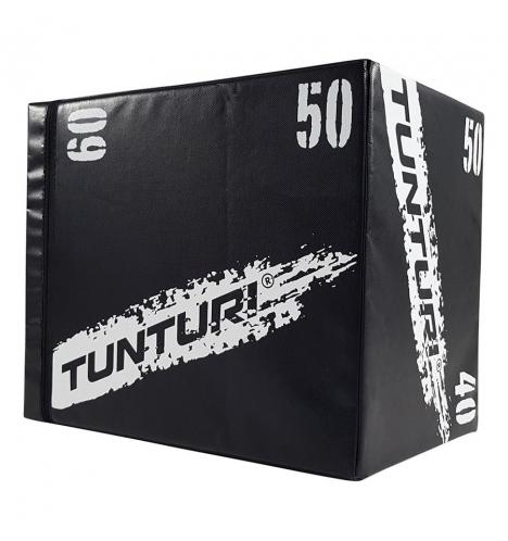 plyo bokse jump boxe tunturi soft plyo box 40 50 60 cm 4888