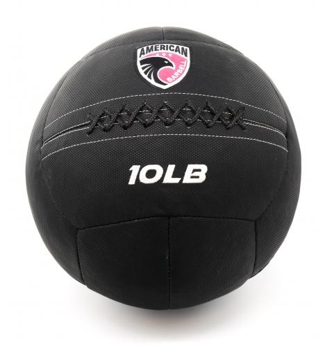 pro wall balls american barbell premium wall ball 10 lbs 4 5 kg 9218