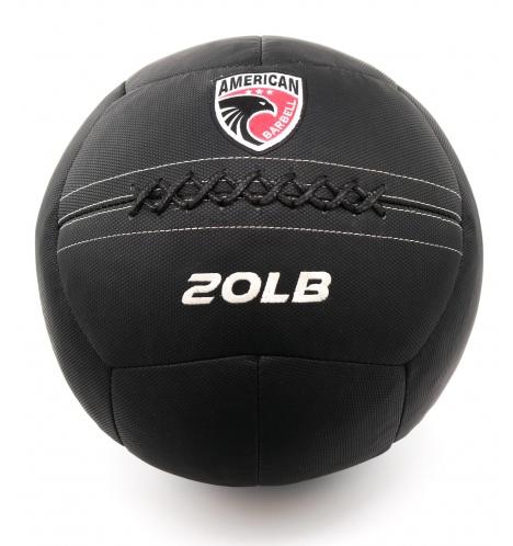 pro wall balls american barbell premium wall ball 20 lbs 9 kg 9222