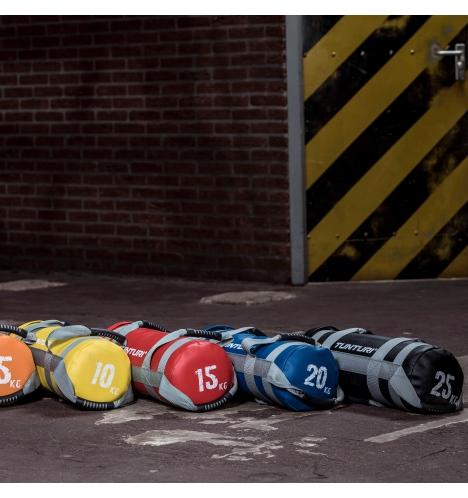sandsaekke power bags tunturi power strength bag saet 7982