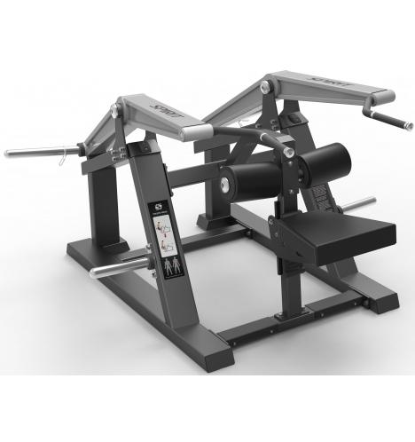 spirit plate loaded spirit pl triceps extension 6804