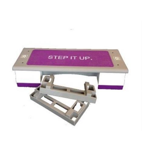 stepbaenk ekstra klodser til Step Up Pro 2687