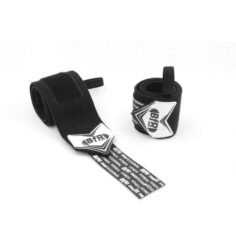 tilbehoer more rep 12 wrist wrap black 5094