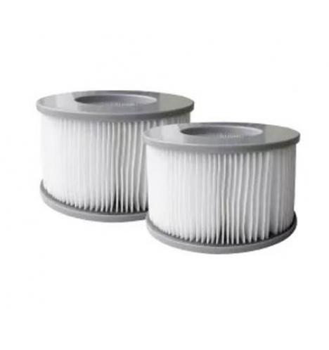 tilbehoer til spabade mspa 2 pak filter til udendoers spabad 8024