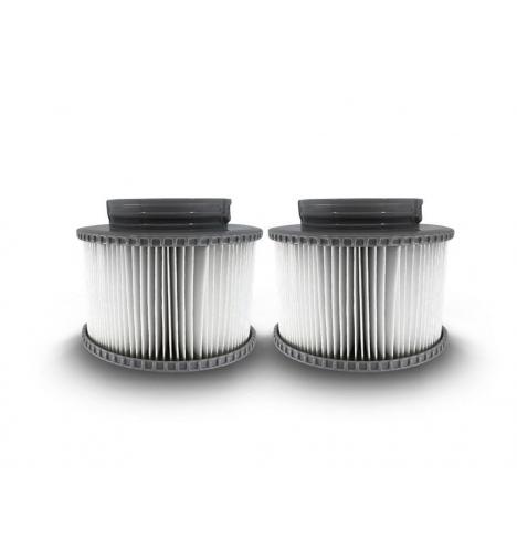 tilbehoer til spabade mspa 2pak filter 120 lameller 9407