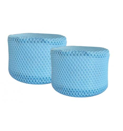 tilbehoer til spabade mspa filter 90 lameller med mesh cover 9405