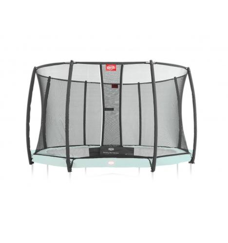 tilbehoer til trampoliner sikkerhedsnet deluxe inground 5625