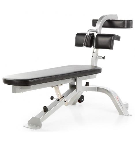 tilbud pro udstyr freemotion abdominal bench f213 4943
