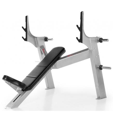 tilbud pro udstyr freemotion epic olympic incline bench f214 4600