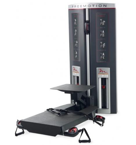 tilbud pro udstyr freemotion genesis ds lift step 4007