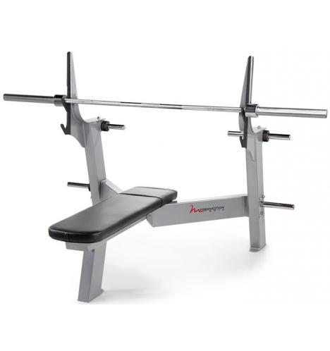 tilbud pro udstyr freemotion olympic bench f202 4949