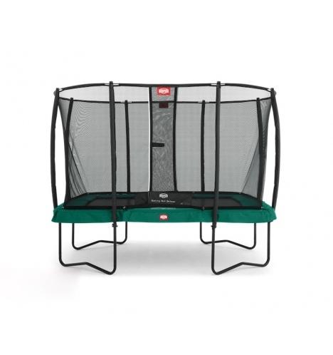 trampoliner paa ben berg eazyfit inkl deluxe sikkerhedsnet 8123